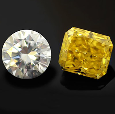 Colorless Diamonds Vs. Color Diamonds